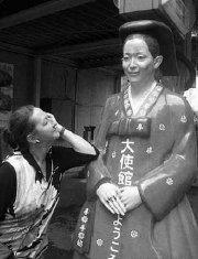 Сэнсей Джанна/Армяно-русский балетный педагог в Японии