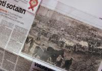 История, повисшая в воздухе. Военная история 9-го Финляндского полка России в пригороде Лахти
